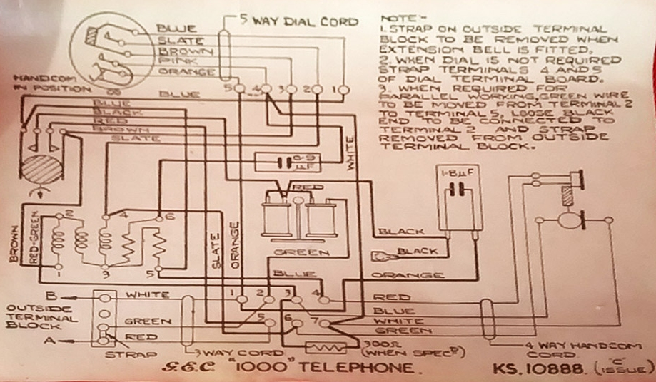 gec 1000 circuit diagram pst conversion diagram ks10888c