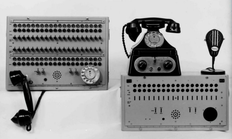 HQ Telephone Amplifier