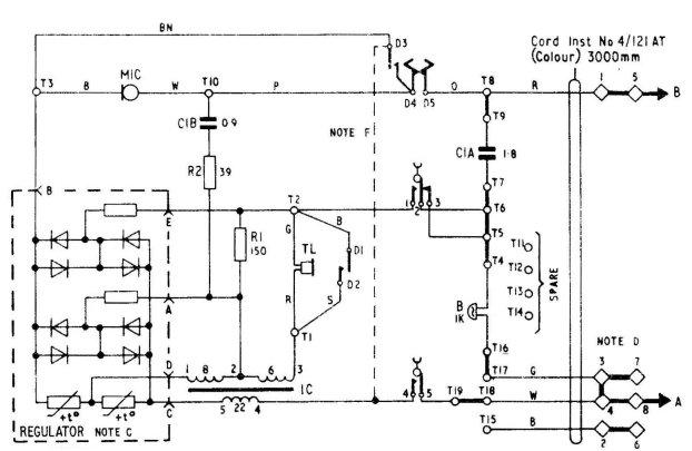 Pleasing Dismantling A Telephone No 706 Wiring Database Gramgelartorg