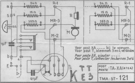 bell telephone instruments wiring diagram circuit diagrams